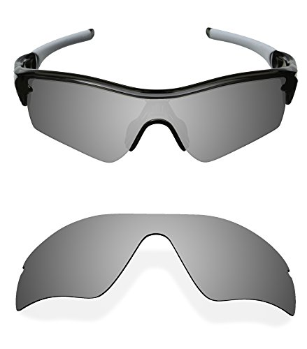 oakley titanium sunglasses z3g0  Littlebird4 3 Pairs Polarized Replacement Lenses for Oakley Radar Path  Sunglasses