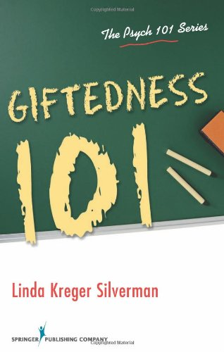 Giftedness 101 (Psych 101) front-718030