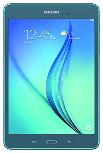 "Samsung Galaxy Tab A 8""; 16 GB Wifi Tablet (Smoky Titanium) SM-T350NZAAXAR from Electronic-Readers.com"
