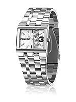 Police Reloj de cuarzo Man Glamour Square 30 mm