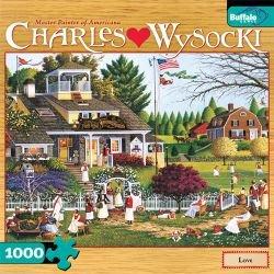1000 Piece Charles Wysocki Love Jigsaw Puzzle