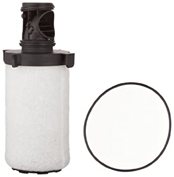 Parker 025AA Oil-X Evolution Compressed Air Filter Element, Removes Oil, Water and Particulate, 0.01 Micron