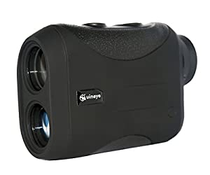 Golf Rangefinder - Range : 1950 , 1312 Yards, +/- 0.33 Yard Accuracy, Laser Rangefinder with Height, Angle, Horizontal Distance Measurement Perfect for Hunting, Golf, Engineering Survey