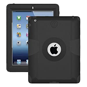 image of the front and back of the Trident Kraken iPad case