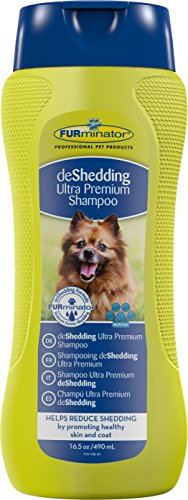 FURminator deShedding Shampoo for Dogs and Cats, 16 Ounces