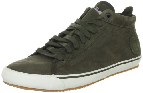 Diesel Men's Holiday Midday 1 Olive Night Fashion Trainer Y00313PS915T7434 9 UK