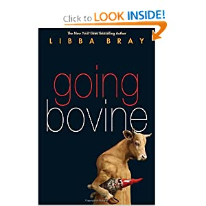 Book going bovine author libba bray number of pages 496 text book