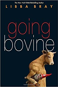 "Cover of ""Going Bovine"""