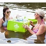 Goodlife Floating Kooler in Kool Lime Green