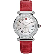 Michele Caber Diamond Garnet Alligator Mww16a000004
