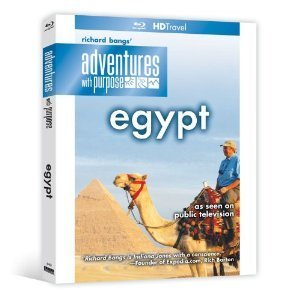 Richard Bangs' Adventures with Purpose: Egypt [Blu-ray]