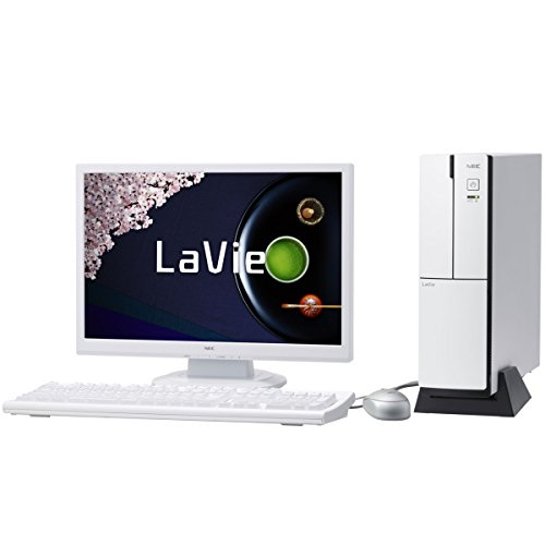 LAVIE Desk Tower DT150/BAW PC-DT150BAW