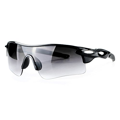 Buy Bargain Your Supermart Sports Cycling Sunglasses For Men Women Riding Goggles Full Gray