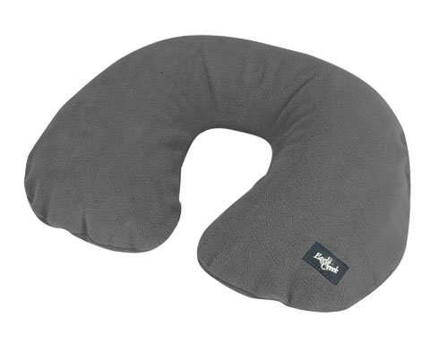 Eagle Creek Travel Gear Comfort Travel Pillow,Charcoal