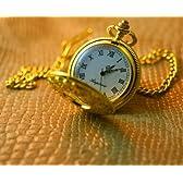 アンティークD 彫刻デザイン 懐中時計