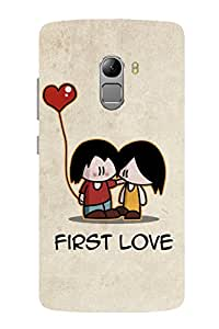 Accedere Printed Back Cover Case for Lenovo K4 Note