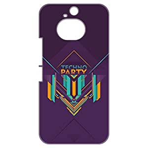 a AND b Designer Printed Mobile Back Cover / Back Case For HTC One M9 Plus (HTC_M9Plus_3D_1829)