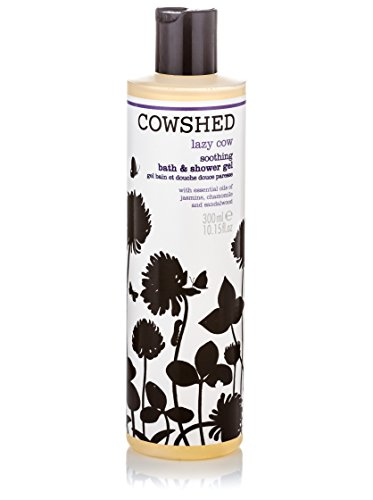 Cowshed Lazy Cow Soothing Bath and Shower Gel 300 ml