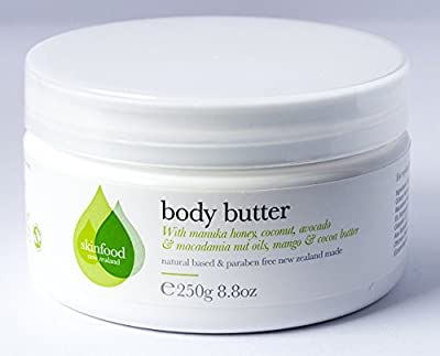 Body Moisturizer for Dry Skin 8.8oz A Luxurious Natural After Shower Lotion To Restore Moisture Loss. An All Over Moisturizing Cream to Leave Your Skin Glowing with Shea and Coconut Oils by Skinfood