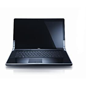 Dell Studio XPS 1640 15.6-Inch Obsidian Black Laptop - Up to 3 Hours 8 Minutes of Battery Life