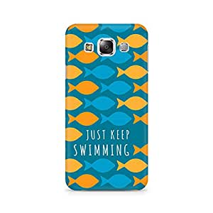 Ebby Just keep swimming Premium Printed Case For Samsung Grand 3 G7200