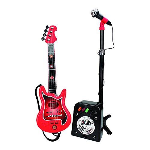 Reig 662208 - Guitarra -Micro-Bafle Electrónico Flash (surtido: modelos y colores aleatorios)
