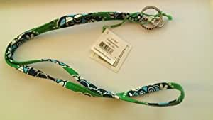 Vera Bradley Women Fashion Lanyard (Cupcakes green)