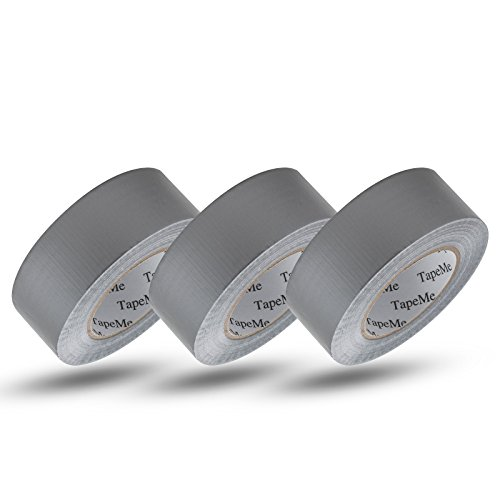 3-Pack-Of-Tape-Me-Brand-Duct-Tape-Each-Roll-is-188-Inches-By-55-Yards-Long-165-ft-a-Total-of-165-Yards-495-ft-Durable-Strong-For-All-Surfaces-Contractor-Grade-Silver-Duct-Tape