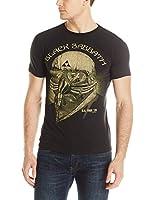 Black Sabbath - - Hommes de nous Visite 78 T-shirt en noir