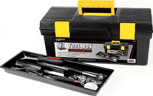 Performance Tool W54017 Tool Box, 18