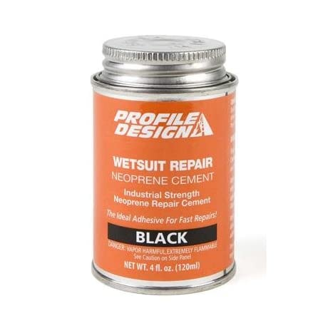 Profile Design 2014 Wetsuit Repair Neoprene Cement - 4 oz Can - CLWS03
