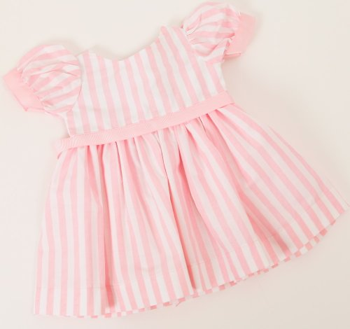 Milly Molly Mandy style Dress for Small Dolls and Bears[14-18 inches]