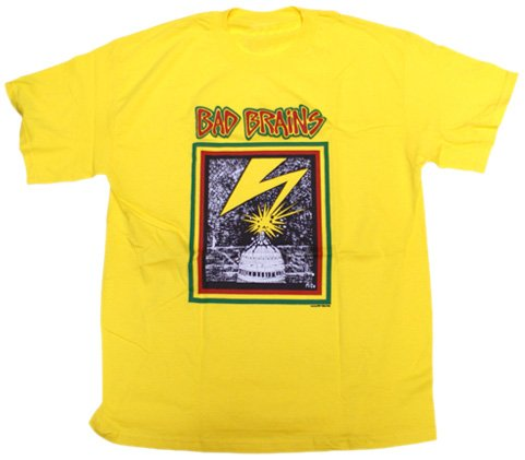 Bad Brains Skull Impact Men's Bad Brains