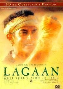 Lagaan - Once upon a Time in India - 2-Disc Collector's Edition - All Regions DVD - PAL - Aamir Khan - Bollywood