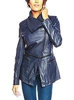 Special Coat Abrigo Corto Miramas (Azul Oscuro)