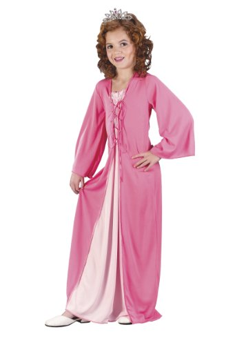 Fun World Girls Pink Renaissance Princess Kids Halloween Costume