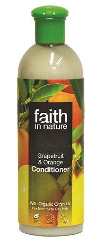 Faith in nature グレープフルーツ&オレンジコンディショナー