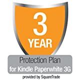 3-Year Kindle Paperwhite 3G Protection Plan with Accident & Theft Cover by SquareTrade, UK customers only