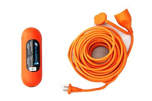 electraline-92197-prolunga-giardino-20-mt-spina-e-presa-europea-2-poli-adatta-per-elettrodomestici-d