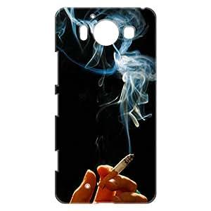 a AND b Designer Printed Mobile Back Cover / Back Case For Nokia Lumia 950 (NOK_950_3D_1853)