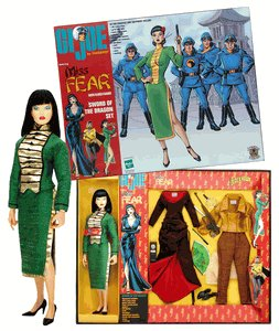 Picture of Dreams and Visions GI Joe Miss Fear 12