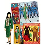 "GI Joe Miss Fear 12"" Action Figure Gift Set - Limited to 3,500 Sets ~ Dreams & Visions"