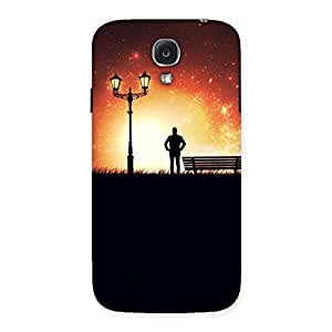 Evening Multicolor Back Case Cover for Samsung Galaxy S4