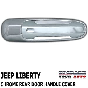 2002-2007 Jeep Liberty Chrome Rear Tailgate Handle Cover