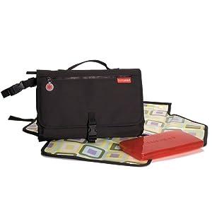Skip Hop Pronto Diaper Changer Kit, Black