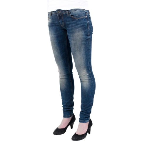 Only donna Skinny pantaloni Jeans OnlCoral Sl Jeans dcc1557Noos, Donna, blu denim, 31 / 30
