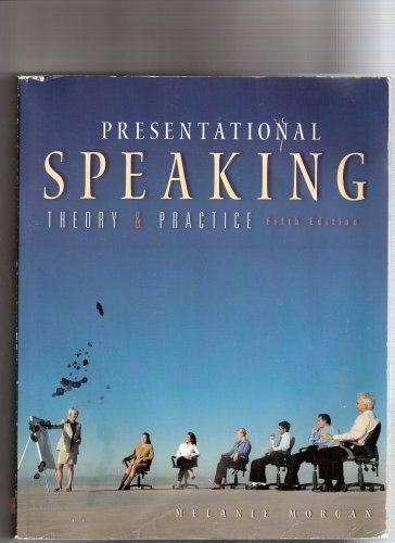 Presentational Speaking (Theory and Practice)
