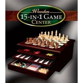 Wooden Game Center