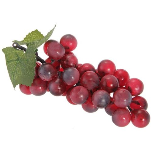 vivrealr-6-fruit-raisin-grappe-artificiel-deco-diy-maison-magasin-fete-rouge