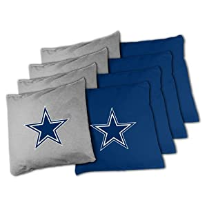 NFL Dallas Cowboys Official Cornhole Bean Bag Sets by Wild Sports